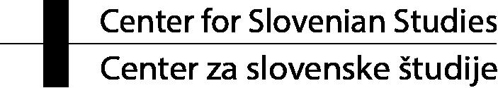 Center for Slovenian Studies